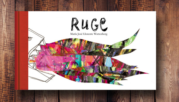 libro Ruge